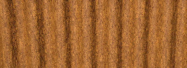 Western States Speckled Rust Product Specifications